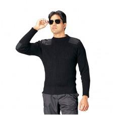 Commando sweater (Black)